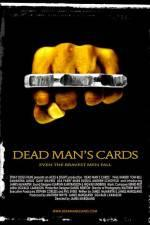 Watch Dead Man's Cards Online 123netflix